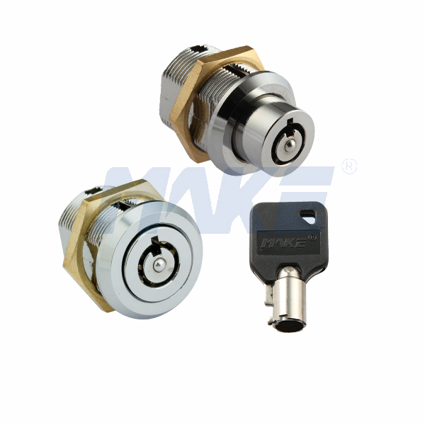 MK500 Tubular Key System Push Button Cam Cylinder Lock