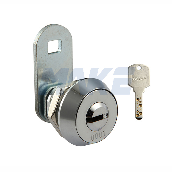MK114BS High security dimple key system cam lock