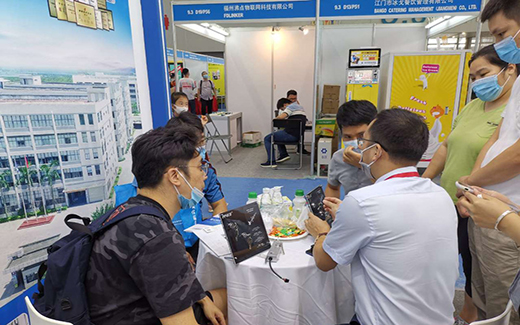 2020 Guangzhou Exhibition——Unmanned retail is back, and vending machine locks attract attention !