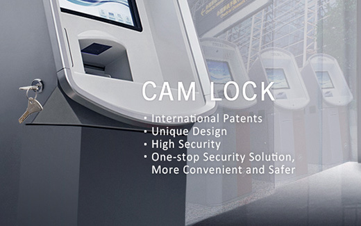 M1 LOCK—The better choice for ATM