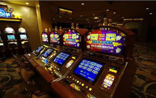 What cam locks  can be used in slot machines?